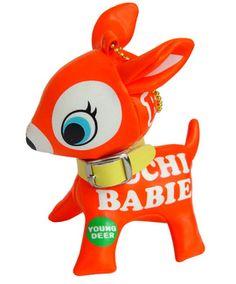 The Puchi Babie (Orange)