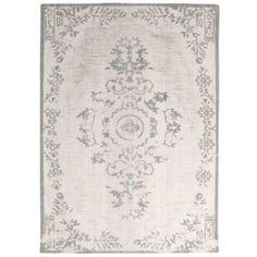 Koot: - 160 x 230 cm - 200 x 290 cm Materiaali: 95% Villaa ja 5 % polyesteriä Matto kauniilla harmaalla kuvioinnilla