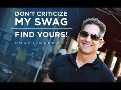 How to Not Lose your Mojo - Grant Cardone Grant Cardone, Losing You, How To Stay Motivated, Youth, Mens Sunglasses, Style, Swag, Men's Sunglasses, Young Adults