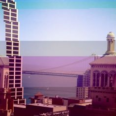 #sanfrancisco #glitche app #glitch