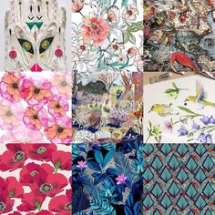 Wishing everyone a Happy New Year! What an amazing year it's been and we're super excited about 2017. Thank you for all the support and likes. Peace & Love. Here are our most popular IG posts from 2016 #2016bestnine #textiledesigns #patternbank #print #pattern