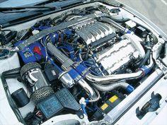 Mitsubishi 3000 GTO VR4
