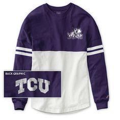 tcu shirt