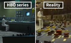 The majority of us have probably already seen or at least heard of the HBO miniseries, Chernobyl. Chernobyl Nuclear Power Plant, Chernobyl Disaster, Nuclear Energy, Chernobyl Reactor, Nuclear Reactor, Side By Side Comparison, Hbo Series, Bored Panda, Films