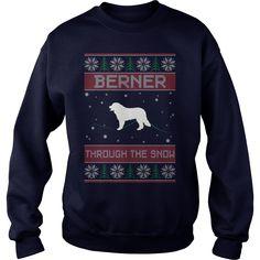 Berner Through the snow https://www.sunfrog.com/Pets/109466481-290077897.html?46568