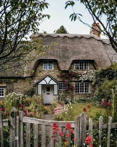 Storybook Homes, Storybook Cottage, Thatched House, Thatched Roof, Fairytale Cottage, Garden Cottage, Cute Cottage, Cottage Style, Cottage Living