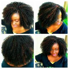 Crochet hair (Freetress water wave)