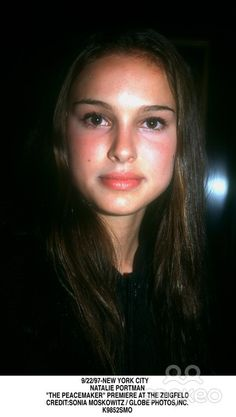 natalie portman young - Google Search