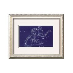 I pinned this Aquarius Framed Print - Art.com from the Zodiac: Aquarius event at Joss and Main!