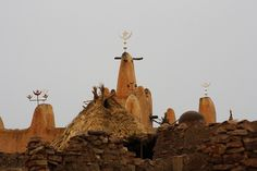 Dogon Mosque - Mali, Africa
