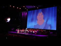 Disney in Concert Wonderful Worlds 2018 WIEN - Pocahontas Wonders Of The World, Pocahontas, Concert, Videos, Disney, Youtube, Concerts, Youtubers, Disney Art