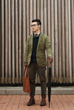 HASHTAG MENSWEAR (like the blazer + trousers + boots)