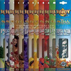 Juicy Jay`s Incense Sticks - 12 Fragrances - hippy land