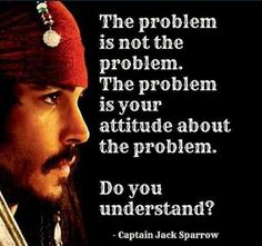 Keep the perspective on the #attitude.