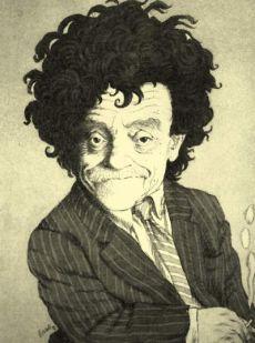 Tullio Pericoli  Kurt Vonnegut