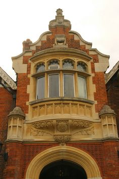 Bletchley Park Mansion by Bletchley Park Trust, via Flickr - where the supergenius code breakers worked