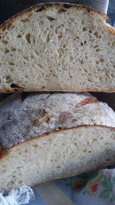 Helenkine dobroty - Maďarský biely zemiakový chlieb kváskový How To Make Bread, Bread Making, Bread Recipes, French Toast, Food And Drink, Cooking, Breads, Art, Basket