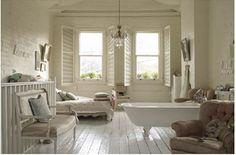 Bañera como protagonista del dormitorio   Decorar tu casa es facilisimo.com