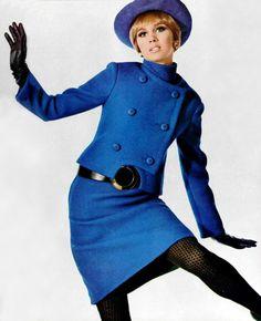 L'officiel magazine 1967 Christian Dior