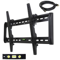 """VideoSecu Tilting TV Wall Mount Bracket for TCL L40FHDF11TA LE48FHDF3300Z 1080p LCD LED HDTV M33 by VideoSecu. $19.99. This tilt mount allows you to mount the majority of LED/LCD/Plasma TVs in the 32""""-55"""" size range. Specifically, this Mount supports hole patterns up to 24"""" horizontally by 16"""" vertically and VESA hole patterns up to 600X400mm. The mount is designed with a slim 1.9"""" profile yet still offers up to 15 degree tilt. Max loading capacity is up to 165lbs. ..."""