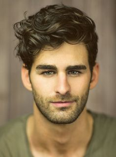 Chris Salvatore - such beautiful eyes Curly Hair Cuts, Short Hair Cuts, Curly Hair Styles, Moustache, Chris Salvatore, Quiff Hairstyles, Men's Hairstyle, Men Hair Color, Beard Look