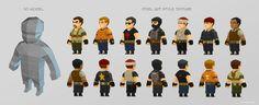 HVA Characters by ion-rei.deviantart.com on @deviantART