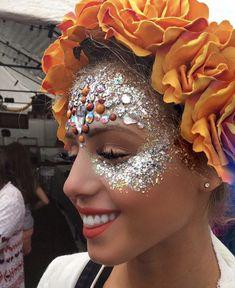 Silver festival glitter #GlitterFestival