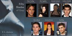 Fifty Shades of Grey Movie Cast