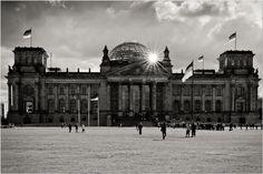 Reichstag - Berlin * von Reinh. Schmidt