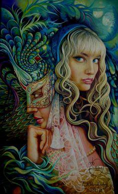☆ Carnaval :¦: Artist Teimuraz Kharabadze ☆