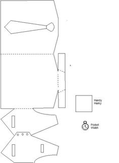 Billedresultat for wedding card template cut dress This is an awesome card idea.Bilderesultat for tutorial tuxedoDressShirt/Tie/Vest Card Template:: Perfect for Father's Day.New origami tutorial easy rose IdeasT T shirt and waistcoat templatepergaman Diy And Crafts, Crafts For Kids, Paper Crafts, Card Making Templates, Father's Day Diy, Fathers Day Crafts, Birthday Cards For Men, Kirigami, Masculine Cards