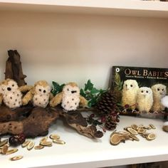 Add a seasonal touch to your classroom corner.