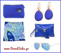 www.brandsales.gr - Ξεκινήστε δυναμικά την εβδομάδα σας με έντονα χρώματα στα αξεσουάρ σας! Fashion Accessories, Bags, Design, Handbags, Bag, Totes, Hand Bags