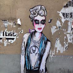 Suriani #streetart