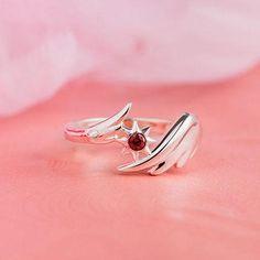 Cardcaptor Sakura Anime Winged Ring SD01177