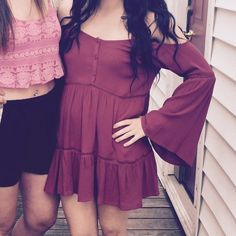 tunic/dress Worn once. I think it's technically a shirt but I wear it as a dress, I'm 5'4 & it works as a dress Kendall & Kylie Dresses Mini