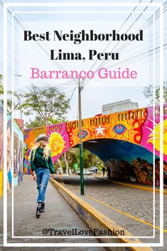 All the hot spots in Barranco the coolest neighborhood in Lima Peru. All the hot spots in Barranco the coolest neighborhood in Lima Peru. Peru Travel, Solo Travel, Hawaii Travel, Wanderlust Travel, Asia Travel, Italy Travel, Machu Picchu, Lima Beach, Cusco