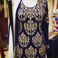 Pakistani Dresses, Indian Dresses, Indian Outfits, Punjabi Fashion, Indian Fashion, Suits For Women, Clothes For Women, Ladies Suits, Indian Style Clothes
