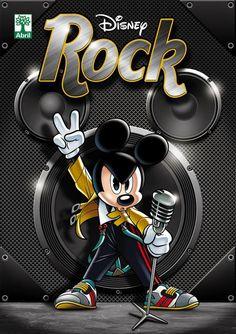 ✶ Disney Rocks❗️♬ ★