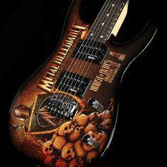 Metal allegiance guitar