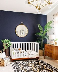 Find inspiration to create a room in blue shades with the latest interior design trends. See more at circu.net