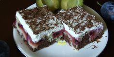 Jednoduchý, ale pri tomvýborný koláčik po ktorom sa len tak zapráši.Potrebujeme:10 lyžíckr.cukor3 ksvajcia12 lyžícpolohrubá mäkk Perfect Cheesecake Recipe, Cheesecake Recipes, Fruit Recipes, Sweet Recipes, Dessert Recipes, Czech Recipes, Sweet Cakes, Gluten, No Bake Cake