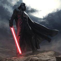 Darth Vader by Wraidth