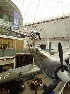England: Imperial War Museum, London