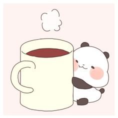 Panda Kawaii, Cute Panda Cartoon, Panda Funny, Kawaii Chibi, We Bare Bears Wallpapers, Panda Wallpapers, Cute Cartoon Wallpapers, Kawaii Wallpaper, Wallpaper Iphone Cute