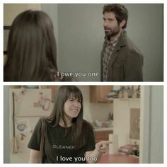 Broad City...big crush,we've all been there