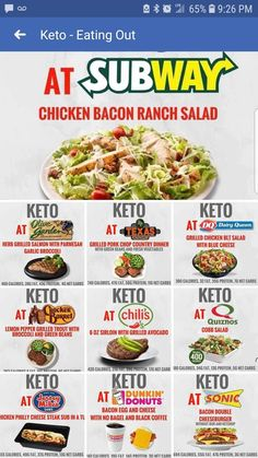 The 28 day keto challenge is best suited for keto beginners, who want to start the ketogenic diet and stick to it without failing. Never fail in Keto Diet. Everything You Need for Keto Success Keto Fastfood, Keto Fast Food Options, Free Keto Meal Plan, Keto Restaurant, Keto On The Go, Comida Keto, Fast Healthy Meals, Healthy Fats, Ketogenic Diet