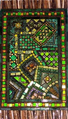 Rajasthani Tapestry Mosaics