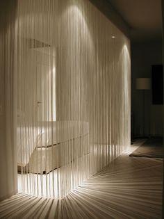 Curtain room divider Ideas
