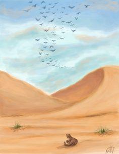 Alessia V, 'Sand Waves', digital 2014.